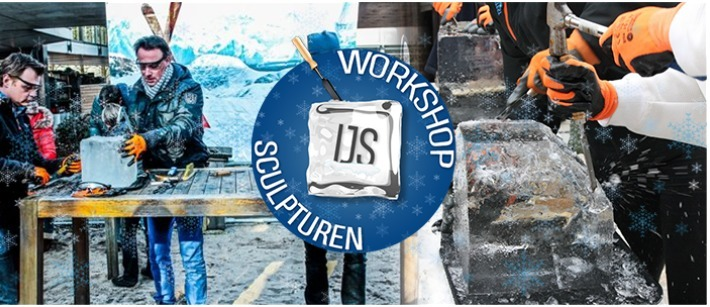 Workshop ijssculpturen maken
