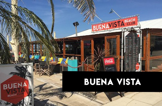 Buena Vista beach club Scheveningen
