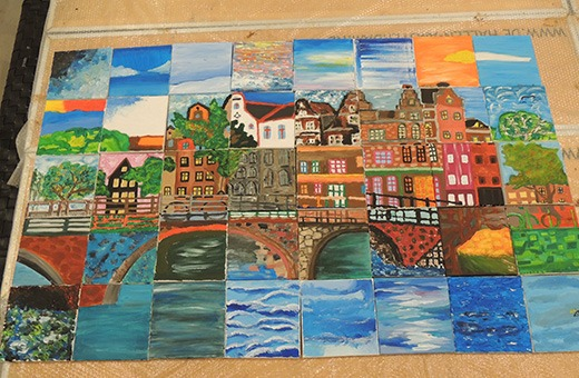 Puzzle Painting