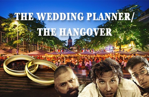 City Games - The Wedding Planner / The Hangover