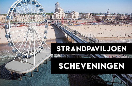 Company Outings & Events in Scheveningen